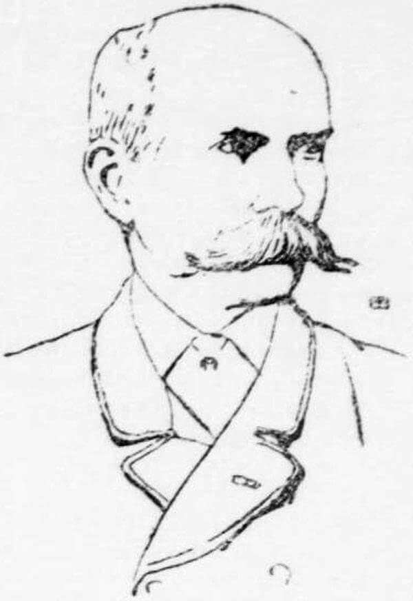 A. Lørup, 1895