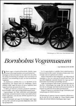 Bornholms Vognmuseum