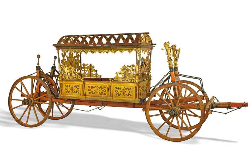 Brudevogn 1560