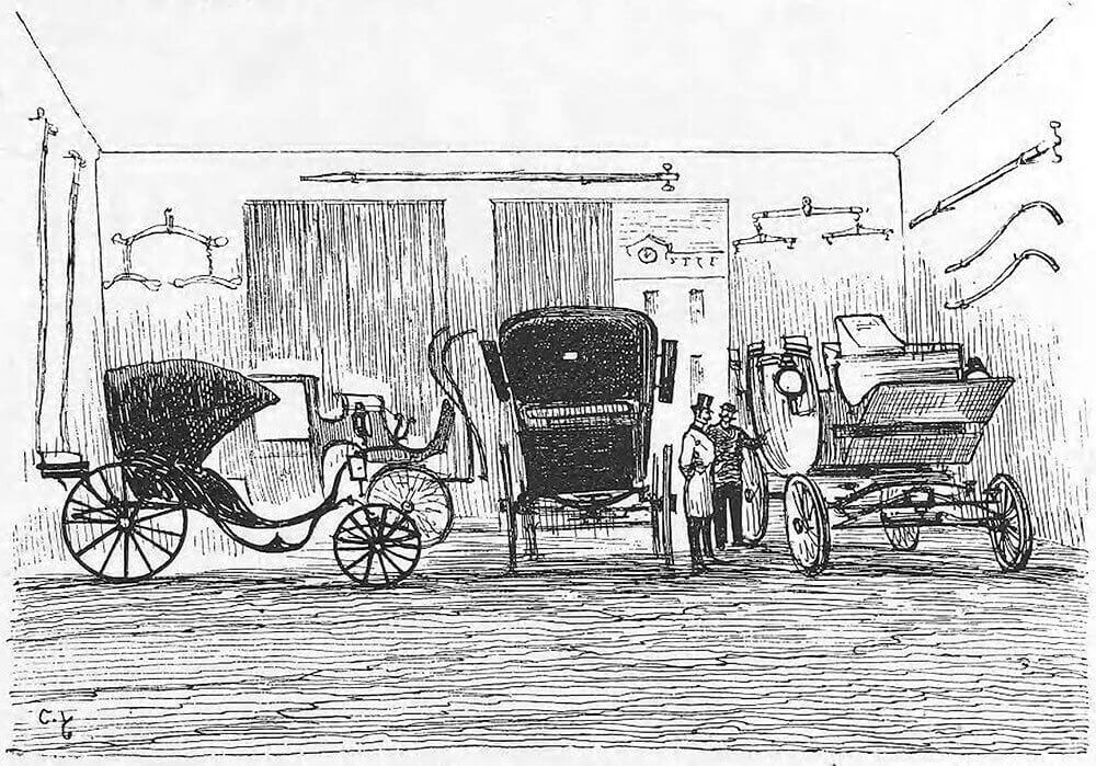 Crafty vognhus