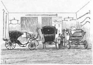 Vogne i vognhus