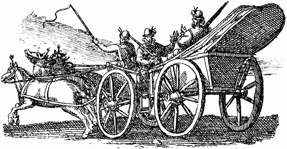 Dansk kuskvogn 1587