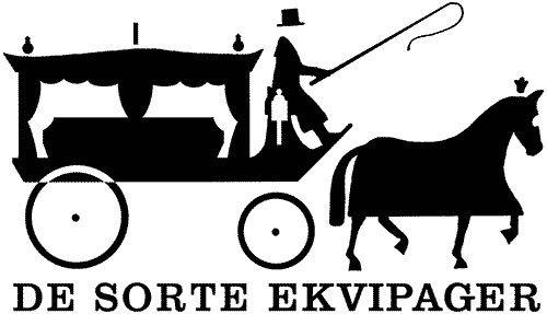 De sorte Ekvipagers logo