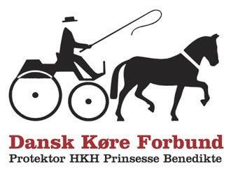 Dansk Køre Forbunds logo