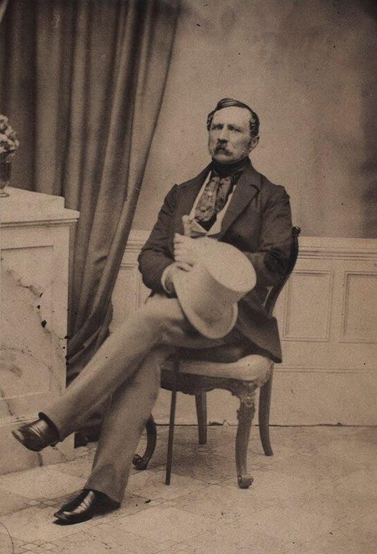 Frederik Vilhelm August v. Haxthausen