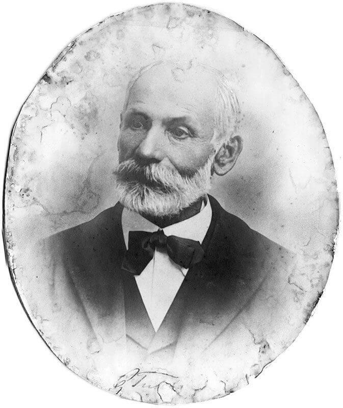 Karetmager Johan Gottlob Tusche, Kolding