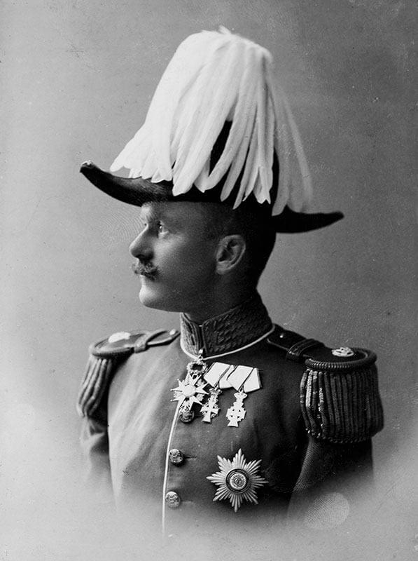 Julius Benedictus Krag-Juel-Vind Frijs.