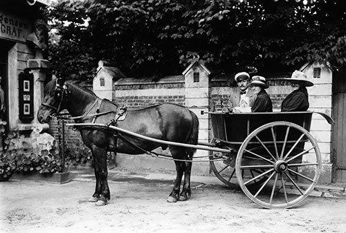 Jumbe, Herning 1919