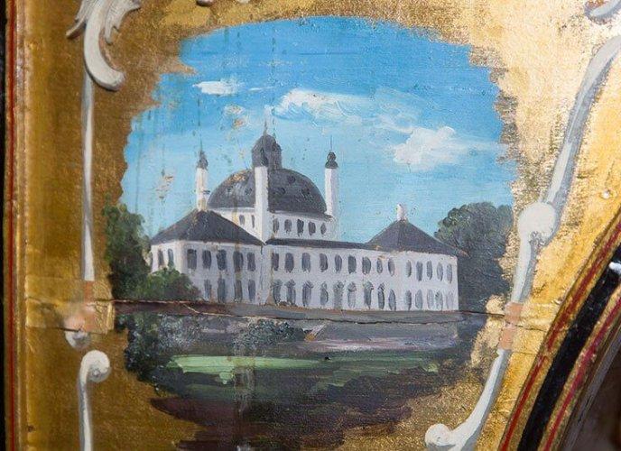 Maleri af Fredensborg Slot