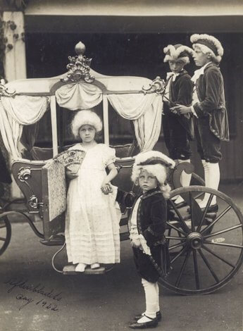 Tivolis guldkaret 1922