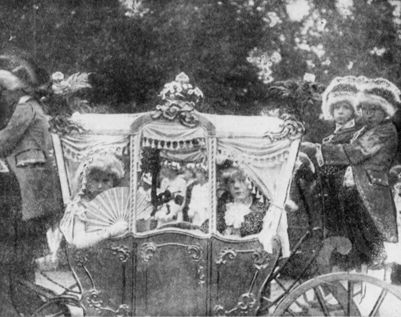Tivolis guldkaret 1916