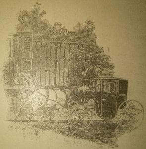 Coupé Hippologisk Tidsskrift 1896