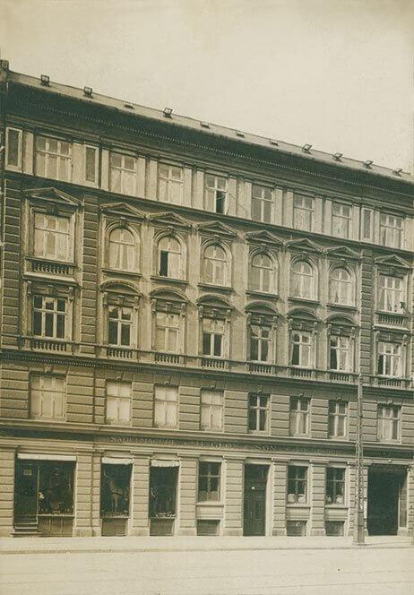 Gløys forretning i København