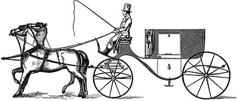 Clarence fra hofvognfabrikant Henry Fife