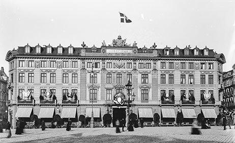 Hotel d'Angleterre 1892