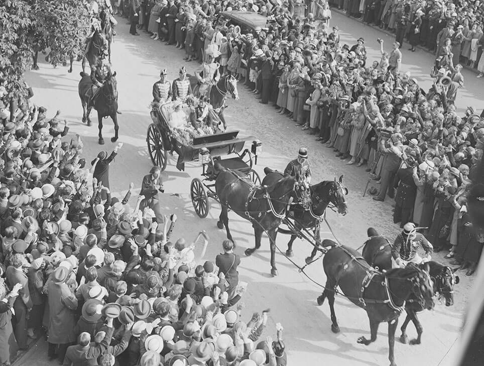 Christian 10.s regeringsjubilæum 1937
