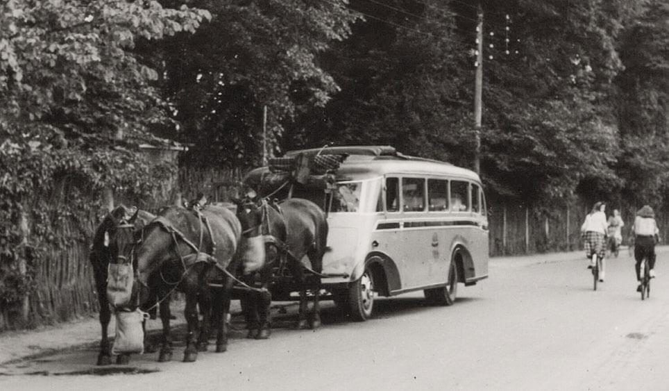 Hestetrukne biler