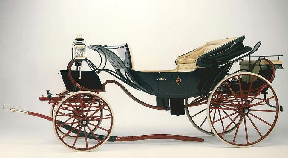 Daumontvogn fra Jos. Neuss 1905
