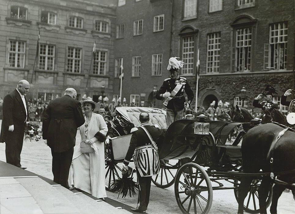 Christian 10.s 25-års regeringsjubilæum 1937