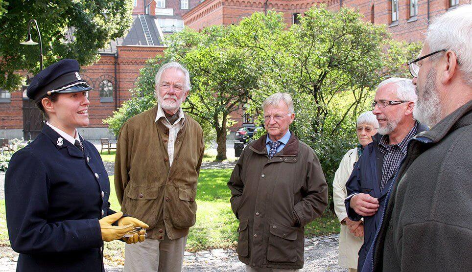 Kulturhistorisk Udvalgs studierejse til Sverige 2008