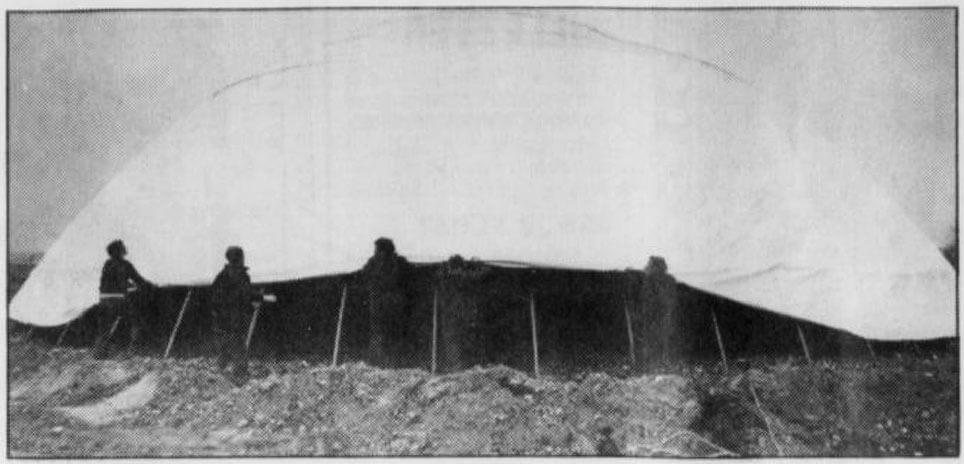 Boblehal stilles op i Vodskov 1982
