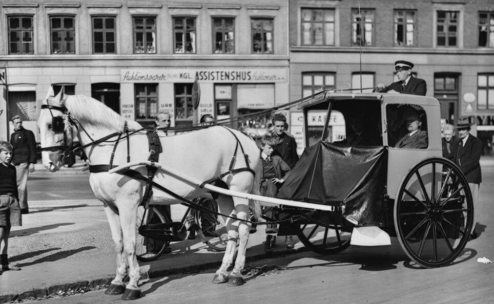 Erik Sommers Hansom cab