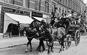 Dansk Rejsebureau 1903